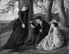 tennyson-reading-aloud-in-a-glade