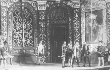 pic_F_R_Franko New Drama Theater Schiller Don Carlos (Kyiv 1936) (stage design by A Petrytsky)