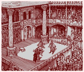 CWHImaginary_view_of_an_Elizabethan_stage
